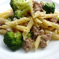 Penne With Tuna And Sundried Tomatoes Recipe — Dishmaps