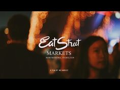 (5) Eat Street Markets Brisbane - YouTube