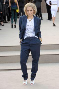 Rita Ora London Fashion WeekPhoto: TheMiscellanousFiles