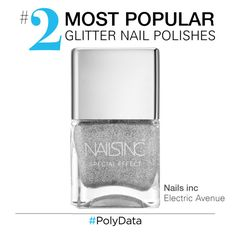 """PolyData: Top 10 Glitter Nail Polishes"" by polyvore ❤ liked on Polyvore featuring Nails Inc., women's clothing, women's fashion, women, female, woman, misses and juniors"