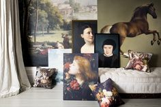 Shop the Surface View Old Masters edit | Create your bespoke Canvases & Wall Murals at surfaceview.co.uk