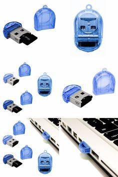 [Visit to Buy] MINI USB 2.0 TF Nano Micro SD SDHC SDXC Memory Card Reader Writer USB Flash Drive Memory Card Readers #Advertisement