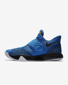 76e342596711 Nike KD Trey 5 VI Women Signal Blue White Amarillo Black  nike