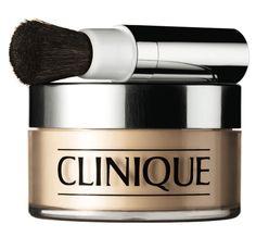 Cliniques verdensberømte pudder. Løst og let pudder til alle hudtyper. Gør makeuppen perfekt og minimerer porerne. Et let, luftigt og plejende produkt, som giver dig en fejlfri finish - hver gang.