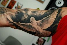 Holly spirit tatoo