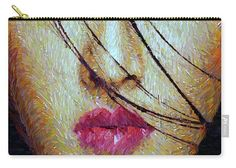 Carry-All Pouch - Oriental Expression 0701