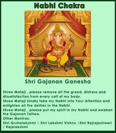 Solar Chakra - Shri Gajanan Ganesha Sahaja Yoga Meditation, Chakra Meditation, Kundalini Yoga, Chakra Healing, Muladhara Chakra, Shri Mataji, Healing Codes, Yoga Mantras, Chakra System
