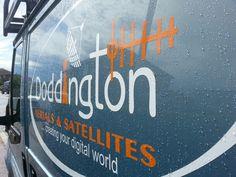 Great beading on the freshly wax van http://www.doddingtonaerials.co.uk