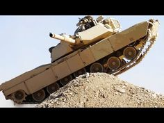 US Marines Showing Their Talents to Operate the Monstrously Powerful M1 Abrams Tank - YouTube