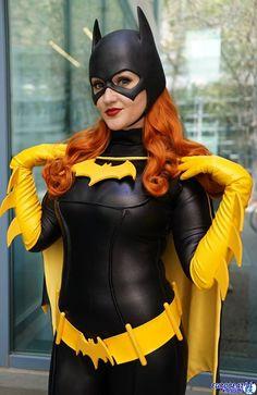 Batgirl cosplay BigWow 2015 Dc Batgirl, Batgirl Cosplay, Nerd Cave, Barbara Gordon, Dc Comics, Batman, Halloween, Photography, Ideas