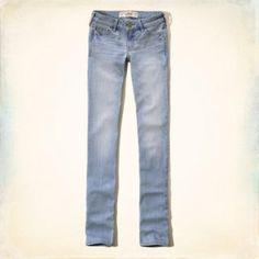 Hollister Bryden Skinny Jeans