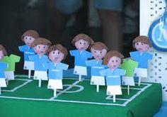 Risultati immagini per festa a tema calcio napoli