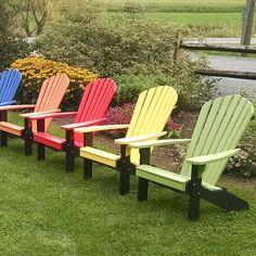 Black Plastic Adirondack Chairs Painting Ideas , Black Plastic Adirondack  Chairs Could Make Your Backyard