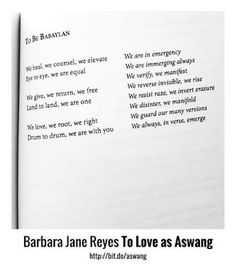 Barbara Jane Reyes - Google+