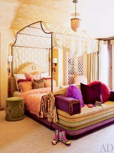 Opulent rooms of Celebrity's children | Studio Home Interior.com