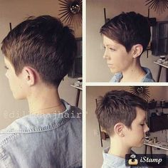razor cut pixie hairstyles pictures on pinterest - Yahoo Image Search Results