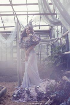Lavender Love Affair by Ophelia-Overdose.deviantart.com on @DeviantArt