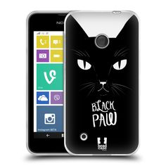 HEAD-CASE-PRINTED-CATS-SERIES-2-SILICONE-GEL-CASE-FOR-NOKIA-LUMIA-530