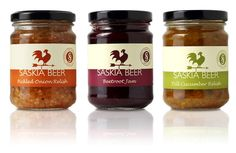 Saskia Beer Condiments Gift Pack - perfect Christmas gift for the food lover in your home.