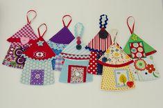 Handmade Fabric Christmas Gifts