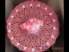 Crochet baby dress| for free |crochet Patterns| 1997 - YouTube