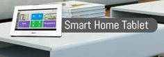 ARCHOS Smart Home, Objects - Darstellung