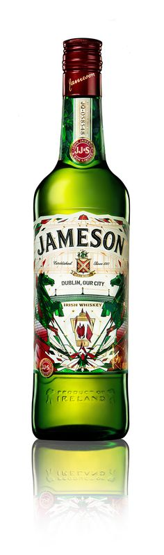 Jamesons Fifth St Patricks Day Bottle Marks Launch of Global Celebrations