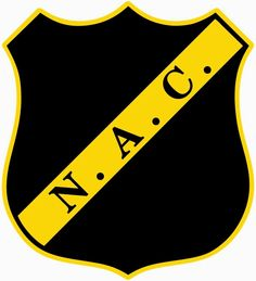 NAC Breda Primary Logo (2012) -