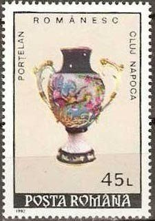 Stamp%3A%20Porcelain%20(Romania)%20(Romanian%20Porcelain)%20Mi%3ARO%204775%2CYt%3ARO%203990%20%23colnect%20%23collection%20%23stamps