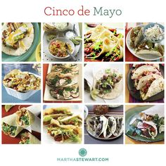 Cinco de Mayo fiesta food