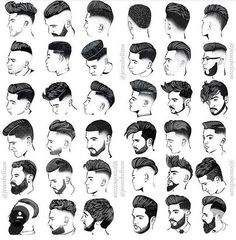 6815 Likes 186 Comments Mens hairstyles inspiration ( on Ins Mens Hairstyles With Beard, Cool Hairstyles For Men, Hair And Beard Styles, Hairstyles Haircuts, Haircuts For Men, Short Hair Styles, Hair Style For Men, Men Hair Cuts, Modern Haircuts