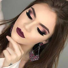 Inspiração ❤ Makeup by @paulaciacco ✨✨ _____Quer divulgar seu trabalho ? Entre em contato via direct 📩❤️