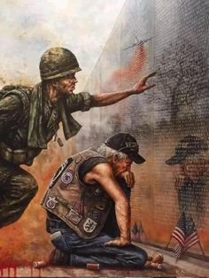 Vickii Parmenter to Warriors of The Nam