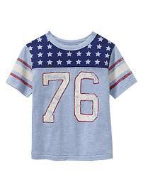 Americana athletic T