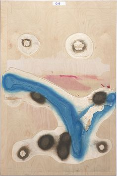 ART & ARTISTS: Helen Frankenthaler - abstract expressionist - part 2  One of the 46 woodblocks used to create Madame Butterfly