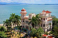 Exotic Cuban Coastal Scenery