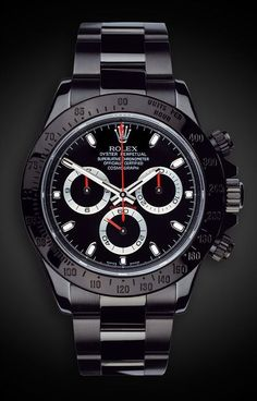 — Titan Black Rolex Daytona Stealth. #LADavids #DisfrutaelMomento https://www.facebook.com/pages/Sexi/1402482520062913 https://www.facebook.com/pages/Disfruta-el-Momento-Enjoy-the-Moment/750346691726285?ref=hl https://www.facebook.com/media/set/?set=a.10205594480199469.1073741833.1177040085&type=1&l=e18e2f7c91