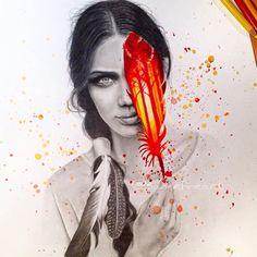Drawing Art by Sanne    #drawing #draw #art #inkedone #inkedoneart #drawings #drawingsart #artdrawing #pencil #pencildrawing #pencilart #artcollective #artwork #artgallery #tattooinspiration
