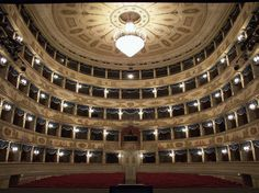https://flic.kr/p/7LEfmV | Teatro Dante Alighieri Ravenna