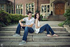 MSU engagement, michigan wedding photographer, Michigan state engagement, Spartan stadium, MSU gardens, engagement photography