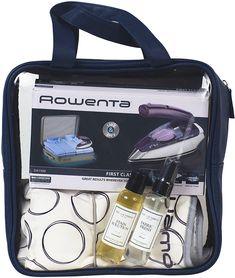 Rowenta 8400001620 Travel Bag, Navy Blue Travel Bag, Laundry, Navy Blue, Appliances, Stuff To Buy, Bags, Laundry Room, Gadgets, Handbags