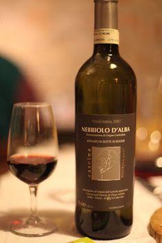 Piemonte. Nebbiolo!!!!One of my favorite red wines.
