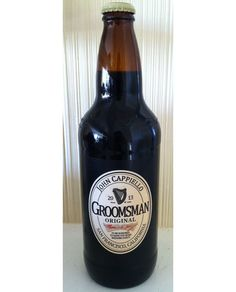 Groomsman Personalized Beer Label. Fun way to ask your groomsmen and best man.. $2.00, via Etsy.