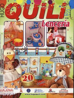 QUILI LENCERIA 119 - Mary. XXV - Веб-альбомы Picasa Crafts To Make, Arts And Crafts, Sewing Magazines, Painted Books, Felt Dolls, Free Sewing, Quilt Making, Sewing Crafts, Christmas Crafts