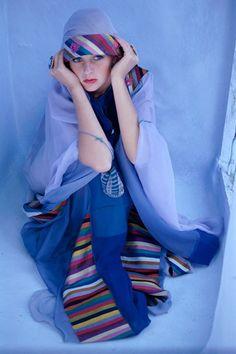 Thea Porter Vogue Fashion And Textiles Museum Exhibition (Vogue.co.uk)