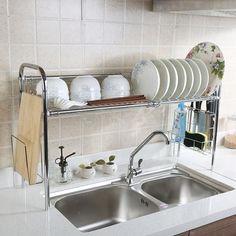 厨房装修的美观是要建立在实用的基础上的,所以不要只在乎一开始的美观,不考虑长久的生活所需,以下总结就是前人的血泪史,好...