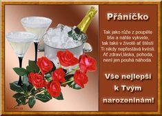 Beautiful Roses, Happy Birthday, Hana, Creative, Happy Brithday, Urari La Multi Ani, Happy Birthday Funny, Happy Birth