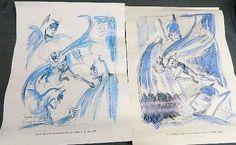 John Maioriello Limited edition Batman Prints (2) : Lot 902
