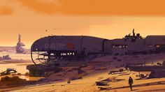 ArtStation - Abri, sparth .