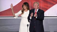 Melania Trump Stands By Her Husband, Dismisses Comments As 'Boy Talk'  : NPR